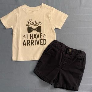 Other - Baby Boy's 2-Piece Outfit